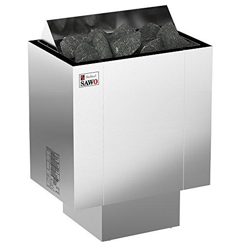 SAWO NORDEX 2017 Elektrische Saunaofen, Leistungsbereich: 4,5 kW; 6,0 kW; 8,0 kW; 9,0 kW; wird...