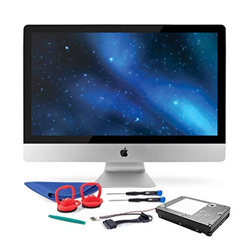 OWC HDD Upgrade Kit für 2009-2010iMacs, inklusive: Thermo Sensor, Tools, Festplatte 6.0TB (Imac-tool-kit)
