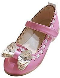Amazon.it  Cerniera - Sandali   Scarpe per bambine e ragazze  Scarpe ... da78e7e382d