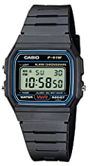 Idea Regalo - Orologio da Uomo Casio Collection F-91W-1YER