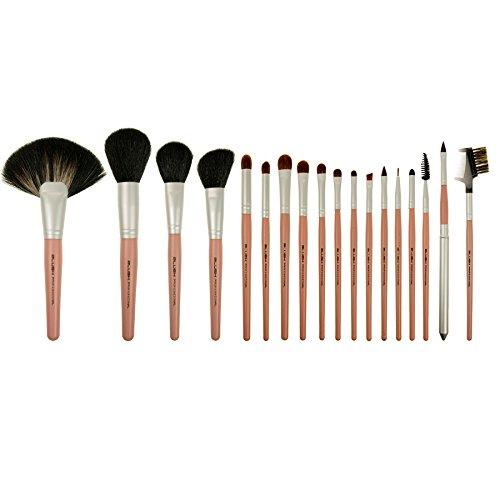 Blush Professional - Set de Maquillage avec Brosse - 18 pièces