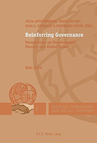Reinforcing Governance: Perspectives on Development, Poverty and Global Crises