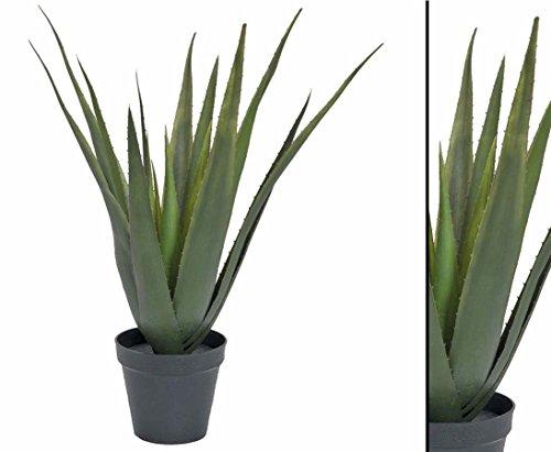 Kunstpflanze grün, 40