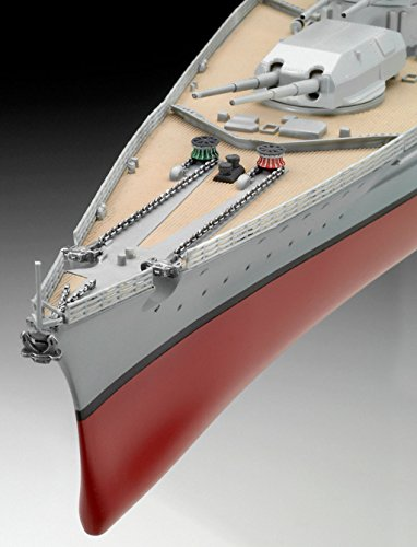 Revell 05040 – Battleship Bismarck - 5