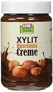 LCW - Xylit Haselnusscreme 300g laktosefrei