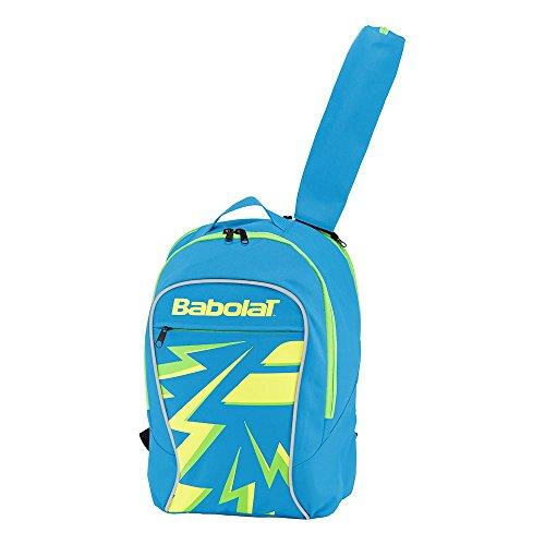 Babolat Backpack Junior Club Rucksack, Blau, 68 x 40 x 20 cm