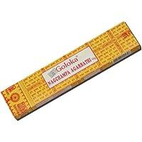 Räucherstäbchen Goloka Nag champa Agarbathi 16g gelbe Nagchampa 1 x Schachtel preisvergleich bei billige-tabletten.eu