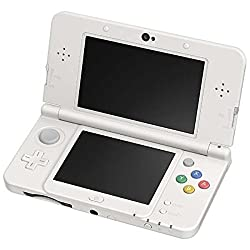 NINTENDO NEW 3DS XL WHITE CONSOLE