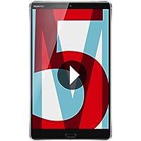"Huawei MediaPad M5 LTE - Tablet de 8.4"" (WWAN, Wifi, LTE y Bluetooth, 32 GB ROM, 4 GB LPDDR4 RAM, Android 8.0, EMUI 8.0), plateado"