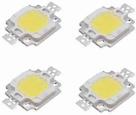 BestPriceEver 10W White High Power LED SMD Bead Chips Bulb Light Lamp DC 12V