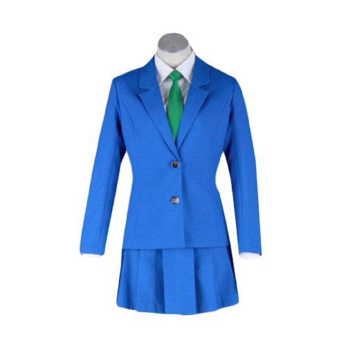 Dream2Reality japanische Anime Detective Conan Cosplay Kostuem - -