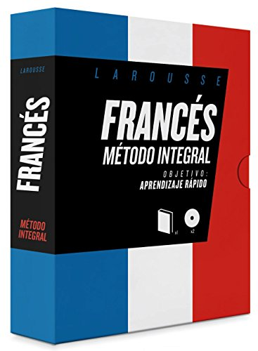 Francés. Método integral (Larousse - Métodos Integrales) por Larousse Editorial