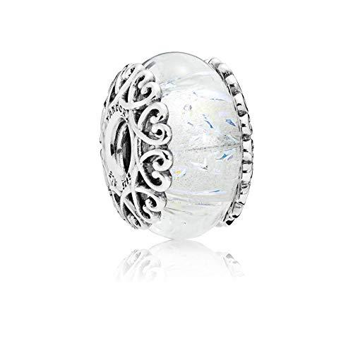 Pandora Damen-Bead Charms 925 Sterlingsilber Glas 797617