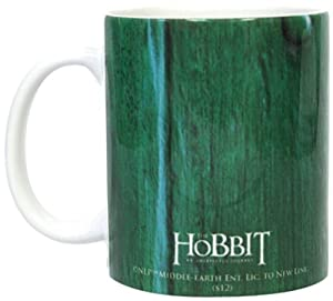 SD toys - The Hobbit, Runa Gandalf, taza de cerámica (SDTHOBB2721)