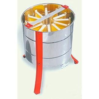 Lega Radial Honey Spinner Universal for 12Honeycomb with Lower Motor in Stainless Steel 14