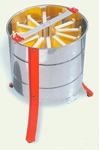 Lega Radial Honey Spinner Universal for 12Honeycomb with Lower Motor in Stainless Steel 1