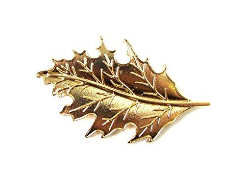 Feuille d'or Pince à cheveux Festival grecque romain Boho vintage Feuilles broches accessoire 391 * exclusivement Vendu par Starcrossed Beauty *