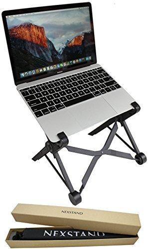 nexstand-k2-laptopstander-kompakt-leicht-faltbar-tragbar-verstellbar-perfekt-fur-reisen-und-arbeit-u