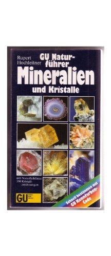 GU Naturführer Mineralien und Kristalle. Mineralien nach Strichfarben bestimmen