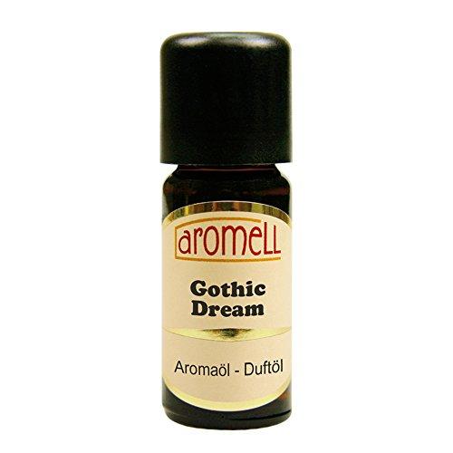 Ausstrahlung Ätherisches Öl (GOTHIC DREAM (GOTHISCHER TRAUM) esoterisches Aromaöl (Duftöl), 10 ml)