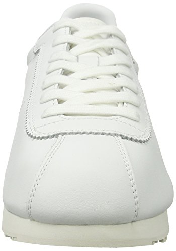Blauer USA - Bowling, Scarpe da ginnastica Uomo Weiß (White/red)