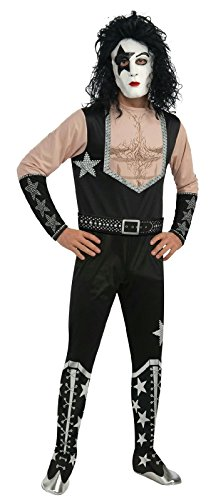 Rubie's The Starchild Kiss™ Kostüm für Erwachsene - M (Kiss Kostüme Für Erwachsene)