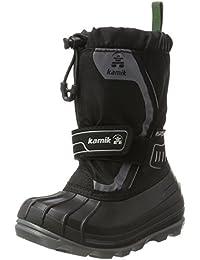 Kamik Unisex-Kinder Snowcoast4 Schneestiefel