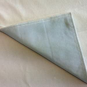 Alèse 90x185 absorbante lavable et réutilisable