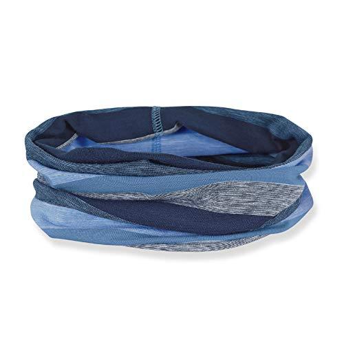 Sterntaler Baby - Jungen Schal Allrounder , Blau (Samtblau) , Medium