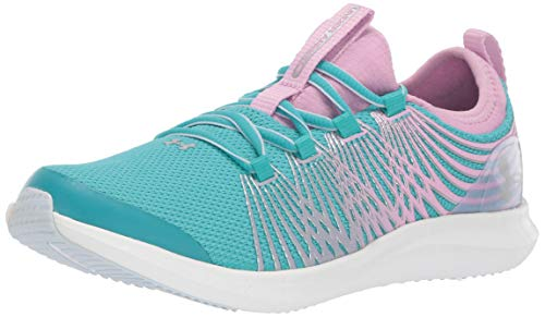 Under Armour GS Infinity 2, Zapatillas de Running para Mujer, Azul (Breathtaking Blue Breathtaking Blue) , 37.5 EU