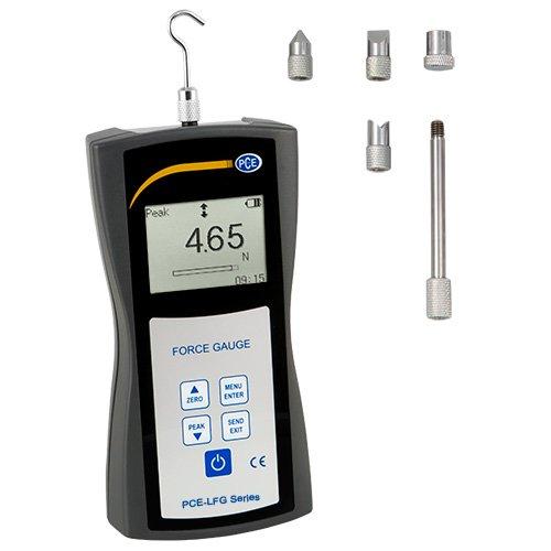 PCE Instruments PCE-LFG 10 Digitaler Kraftmesser für Zugkraftmessung und Druckkraftmessung