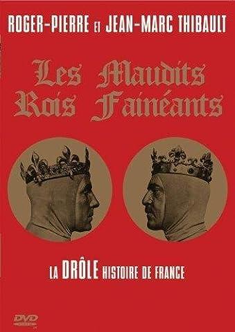 Dvd Delpech - Les maudits rois
