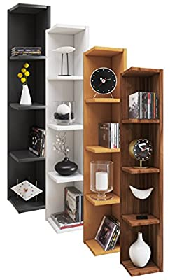 "VCM VCM corner shelf ""Honsa Stand""|Shelf, Bookshelf, Case produced by VCM - quick delivery from UK."