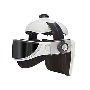 Tecnovita by BH elektronisches Kopfmassagegerät mit Massagebrille YM851