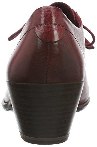 Tamaris23305 - Stivali classici imbottiti a gamba corta Donna Rosso (BORDEAUX 549)
