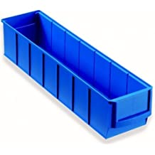 48 Stapelkiste Lagerbox Lagerkästen Universalbox SET 400x91x81 mm rot