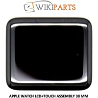 LCD Screen Digitizer Assembly For Apple Watch 38mm Replacement Sapphire Glass