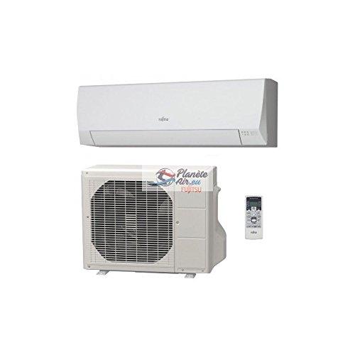 3400 Toshiba (Fujitsu Asyg 12LLCC Inverter-Klimagerät, 3400W, A+)