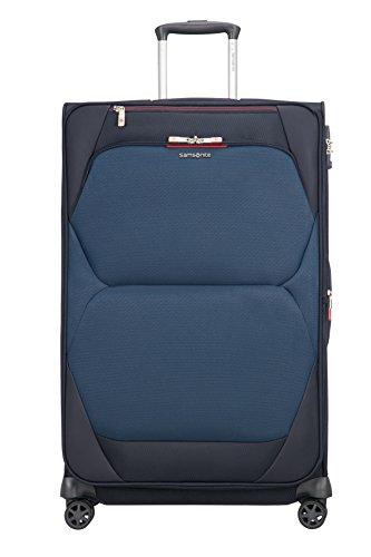 SAMSONITE Dynamore Spinner Expandable - 3.3 kilogram, Koffer, 78 cm, 121.5 Liter, Blue