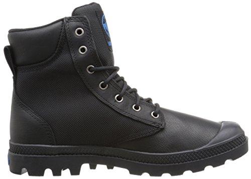 Palladium Unisex-Erwachsene Pampa Sport Cuff Wpn Combat Boots Black