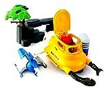 playmobil ® - 3611 - U-BOOT Set - Nautila - Uboot - U Boot - OVP - mit Motor und Beschreibung