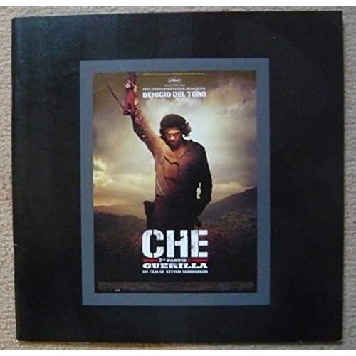 Dossier de presse de Che 2ème partie Guerilla (2009) – 20x20cm, 22 p - Film de Steven Soderbergh avec Benicia del Toro, etc. – Photos couleurs – État neuf