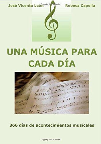 Una música para cada día por José Vicente León