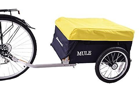 Raleigh Avenir Mule Bike Cargo Luggage Trailer Cycling Camping Foldable 16