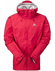 MOUNTAIN EQUIPMENT MENS ZENO JACKET IMPERIAL RED (X-LARGE)
