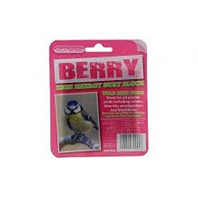 Unipet Suet To Go Berry Suet Block In Tray For Birds by Unipet