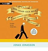 BY Jonasson, Jonas ( Author ) [ THE 100-YEAR-OLD MAN WHO CLIMBED OUT THE WINDOW AND DISAPPEARED ] May-2013 [ Compact Disc ]