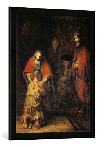 Gerahmtes Bild von Rembrandt Harmensz van Rijn