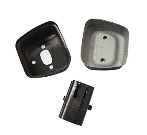 Beehive Filter Schalldämpfer Ersatz passend für Husqvarna 136 141 137 142 Kettensäge Neu