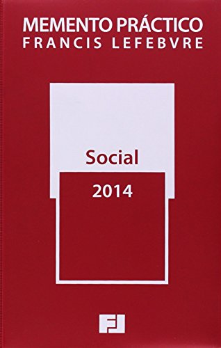 Memento práctico social 2014 (Mementos Practicos)